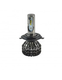 LED H4 Hi/Low 6000K 3000Lm PH type 10