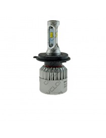 LED H4 Hi/Low 5000K 8000Lm CSP type 8