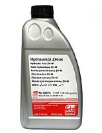 Жидкость для гидросистем ZH-M желтая FEBI (Канистра 1л)