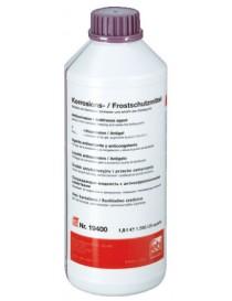 Антифриз FEBI лиловый концентрат G12+ (Канистра 5л)