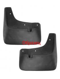 Брызговики для Chevrolet Captiva (06-13) задние комплект Lada Locker