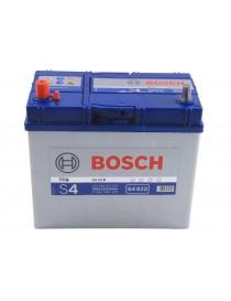Аккумулятор 45Ah-12v BOSCH (S4022) (238x129x227),L,EN330 (Азия) тонк.клеммы