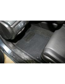 Коврики в салон HONDA Accord АКПП 2008->, сед., 4 шт. (текстиль)<br />