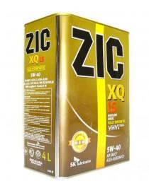Масло моторное ZIC XQ LS 5W-40 (Канистра 4л)