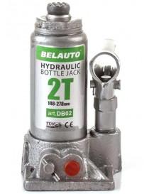 БЕЛАВТО Домкрат гидравлический Грузоподъемность - 2т, мин., высота подйома 148 - 278 мм.
