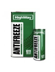 Антифриз HighWay ANTIFREEZE-40 LONG LIFE G11 (зеленый) 1кг