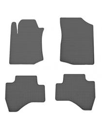 Коврики в салон Citroen C1 05-/Toyota Aygo 05-/Peugeot 107 05- (полный-4 шт)