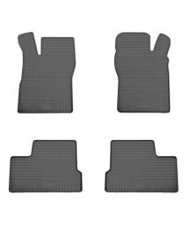 Коврики в салон Daewoo Nexia 95-08-/Opel Vectra A 88-/Kadett E 84-/Astra F 91- (4шт)