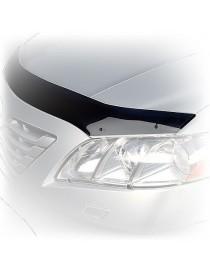 Дефлектор капота (мухобойка) Chevrolet MALIBU SD, 12-, темный