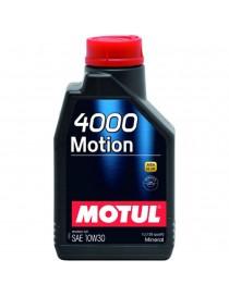 Моторное масло Motul 4000 MOTION15W-40 1 л.