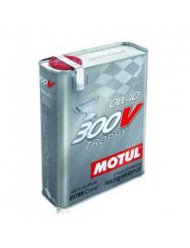 Моторное масло Motul 300V TROPHY 0W-40 2 л.