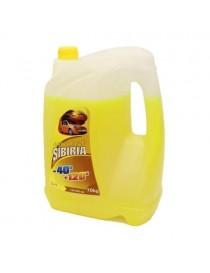Антифриз SIBIRIA ANTIFREEZE ОЖ-40 G11 (желтый) 10кг
