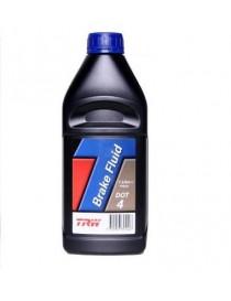 Тормозная жидкость DOT-4 1,0L (пр-во TRW)