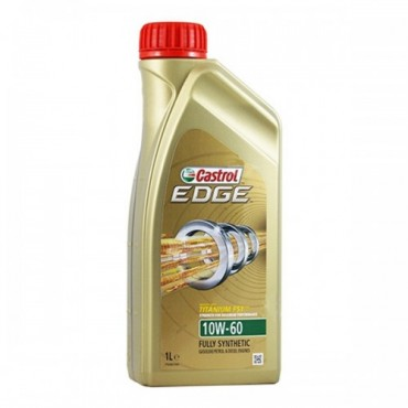 Масло моторное Castrol EDGE 10W-60 (Канистра 1л)