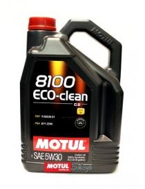 Моторное масло Motul ECO-CLEAN 5W-30 5 л.