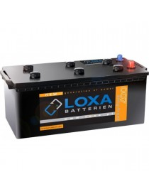 Аккумулятор 190Ah-12v LOXA (513x223x223),L,EN1150