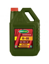Масло моторное OIL RIGHT М8В 20W-20 SD/CB (Канистра 10л)