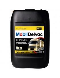 Масло моторное MOBIL DELVAC MX EXTRA 10W-40 API CI-4/SL(Канистра 20 л)