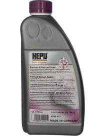 Антифриз HEPU G13 FULL VIOLET-PURPLE (Канистра 20л)