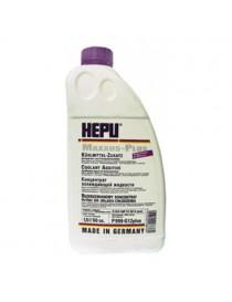 Антифриз HEPU G12+ READY MIX VIOLET-PURPLE -37C (Канистра 1,5л)
