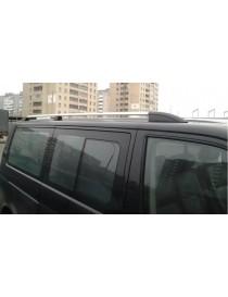 Рейлинги Volkswagen Т5 /длинн.база /Skyline Хром /Abs