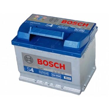 Аккумулятор 60Ah-12v BOSCH (S4006) (242x175x190),L,EN540
