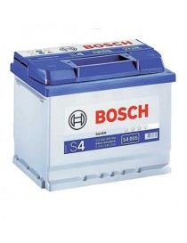 Аккумулятор 60Ah-12v BOSCH (S4005) (242x175x190),R,EN540