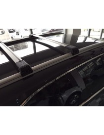 Багажник на интегр. рейл. Hyundai IX35 / Kia Spotage (2010- ) WINGCARRIER V2 хром