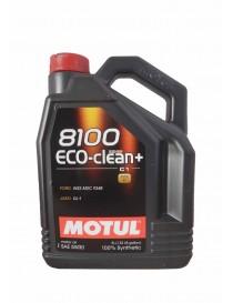 Моторное масло Motul ECO-CLEAN+ 5W-30 5 л.