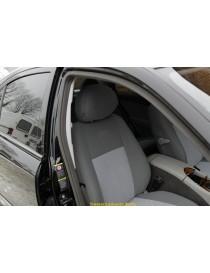 Чехлы салона Audi A6 (C5) цельный c 1997-2004 г, /Серый