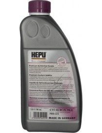 Антифриз HEPU G13 FULL VIOLET-PURPLE (Канистра 5л)