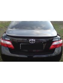 Спойлер крышки багажника Toyota Camry V40 2006-2011 (Черный)