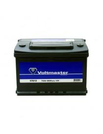 Аккумулятор 70Ah-12v VOLTMASTER (278х175х190),R,EN640