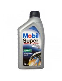 Масло моторное Mobil Super 1000x1 15W-40 API SL/CF (Канистра 1)