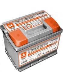 Аккумулятор 75Ah-12v B-CLASS <ДК> (276х175х190),L,EN640