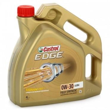 Масло моторное Castrol EDGE 0W-30 (Канистра 4л)