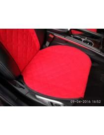 Накидки на передние сидения Premium красные