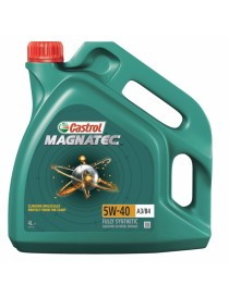 Масло моторное Castrol Magnatec 5W-40 A3/В4 (Канистра 4л)