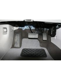 Коврики в салон HONDA Civic седан АКПП 2012->, сед., 4 шт. (текстиль)<br />