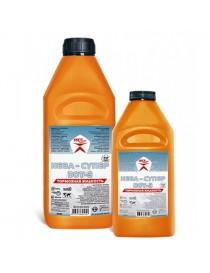Тормозная жидкость Нева-Супер Гостовский продукт (Канистра 1л/0,82кг)