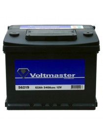Аккумулятор 62Ah-12v VOLTMASTER (242х175х190),R,EN540