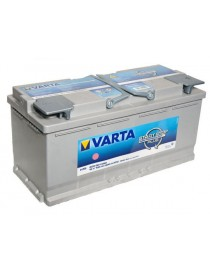 Аккумулятор 105Ah-12v VARTA Start-Stop Plus AGM (394х175х190), R, EN 950