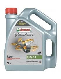 Масло моторное Castrol Vecton 10W-40 API CI-4/SL (Канистра 3л)