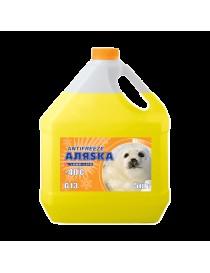 Антифриз АЛЯSКА ANTIFREEZE-40 (желтый) 10л