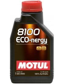 Моторное масло Motul ECO-CLEAN 8100 0W-30 1 л.
