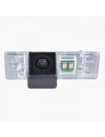 Камера заднего вида CA-1338 (Citroen C-Elysee (2012-н.в.), Peugeot 301 (2012-н.в.), 508 (2011-н.в.), 3008 (2009-н.в.), 408 (2010-н.в.), 207 (2007-н.в.), 307 (2003-2005))