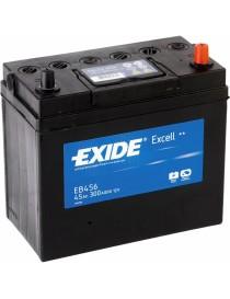 Аккумулятор 45Ah-12v Exide EXCELL(234х127х220),R,EN300 Азия тонк.клеммы