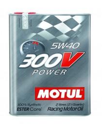 Моторное масло Motul 300V POWER 5W-40 2 л.