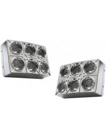 Ходовые огни универсальные SKD-022 линзованные, с функцией поворотов и притухания