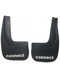 Брызговики Ford Connect 2002- (задние к-т 2 шт)